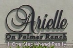 Arielle community sign